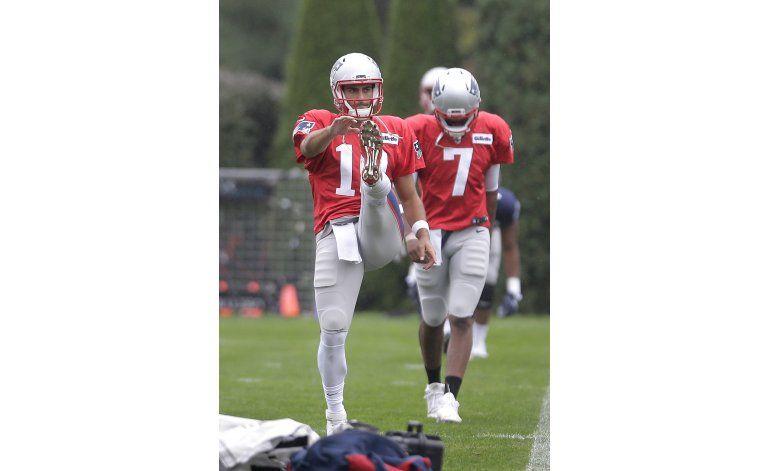 Rex Ryan se hace pasar por reportero con jugador de Patriots
