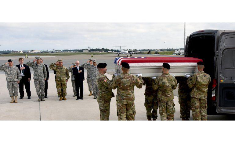 México regresa a EEUU restos de soldados muertos en 1846
