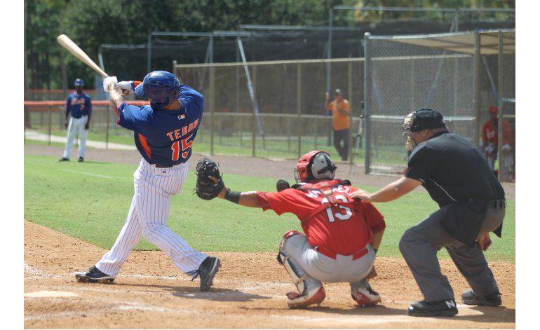 Tebow pega jonrón en su primer turno al bate con Mets