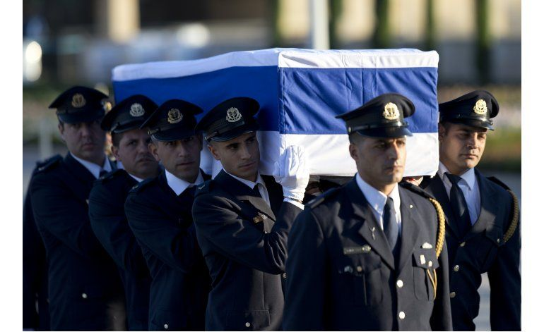 Israel despide al expresidente Shimon Peres en el Parlamento