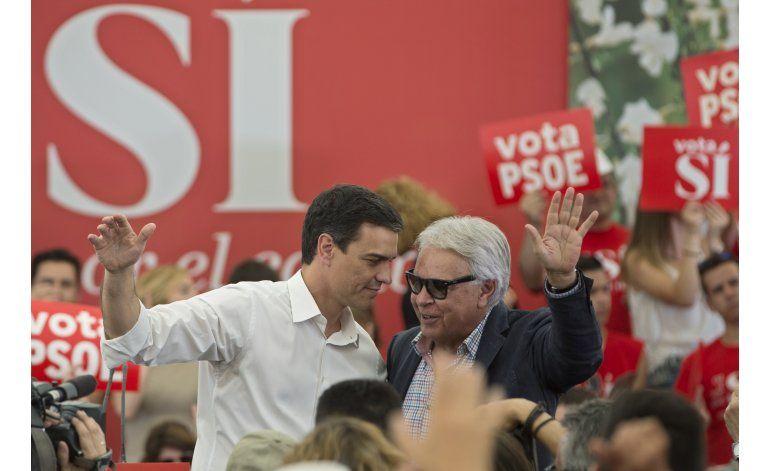 Rebelión contra líder socialista español abre crisis interna