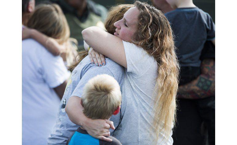 Familia devastada por tiroteo en South Carolina