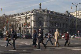 el banco de espana advierte sobre estancamiento politico