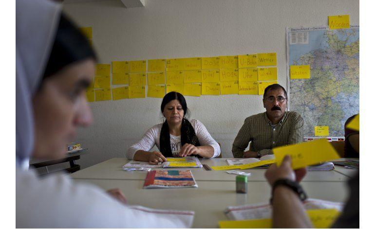Tras larga odisea, familia iraquí encuentra paz en Alemania