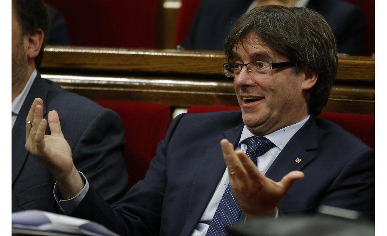 España: Cataluña debate nueva propuesta de voto de secesión