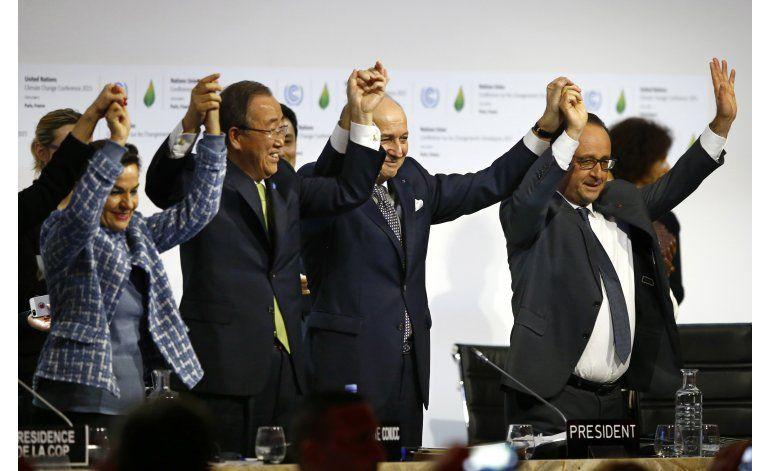 Expertos: Difícil evitar nivel grave de calentamiento global
