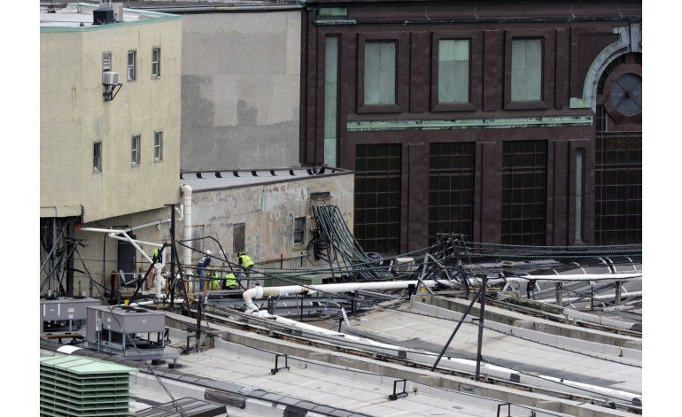 N.Jersey: Madre muerta en choque de tren llegó de Brasil
