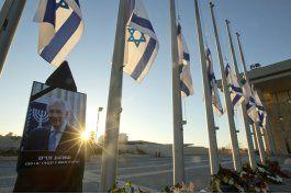 israelies, lideres mundiales acuden al funeral de peres