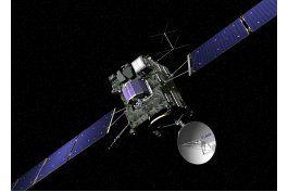la esa a la sonda rosetta: termine su mision espacial