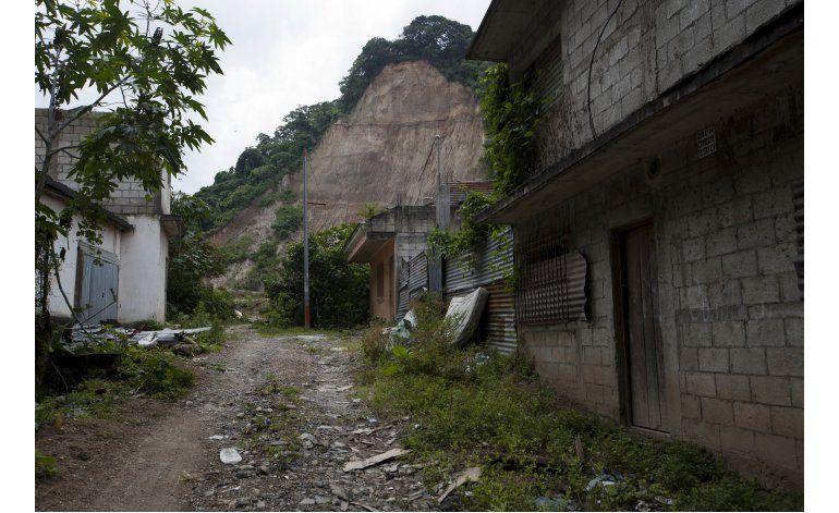 A un año del deslave en Guatemala, la pesadilla no acaba
