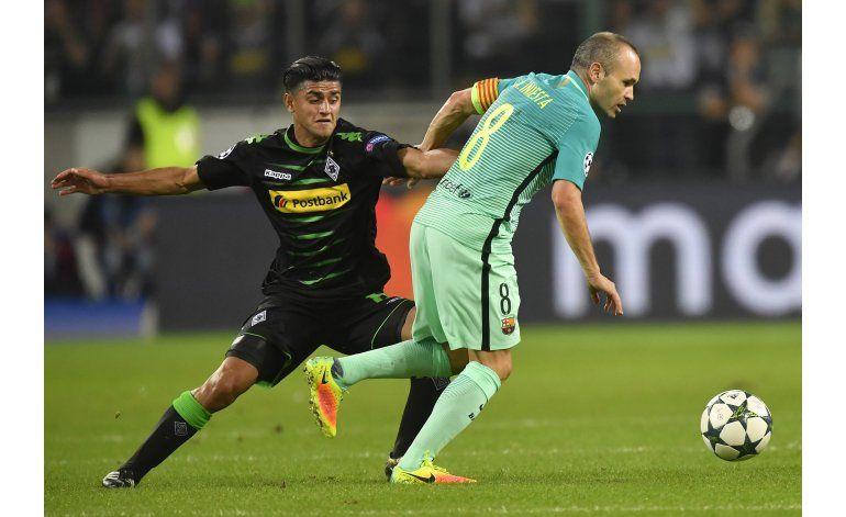 Iniesta vuelve a selección española para eliminatorias