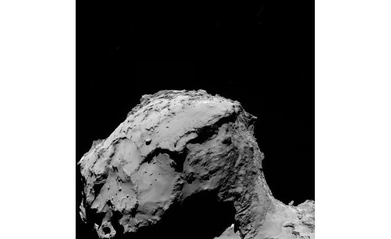 Llega a su fin misión exploradora de cometa