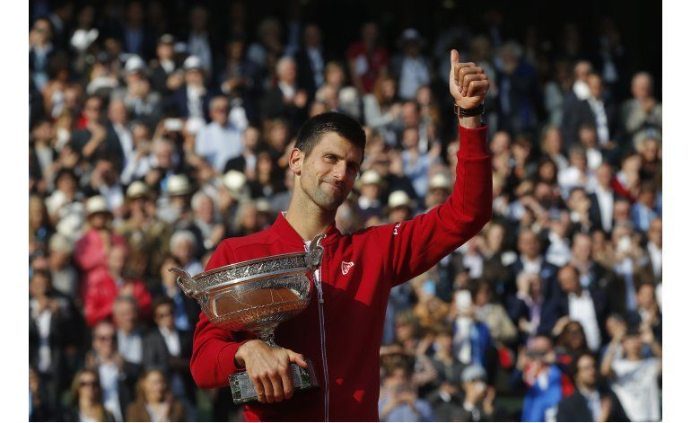 Djokovic: Grand Slams y ranking ya no son prioridades