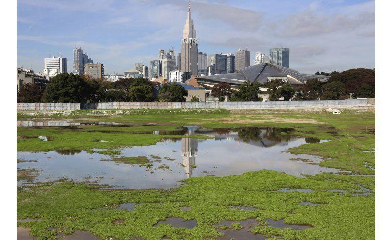 Estadio olímpico de Tokio costará 1.5000 millones