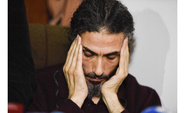 Uruguay: ex prisionero Guantánamo radicaliza su protesta