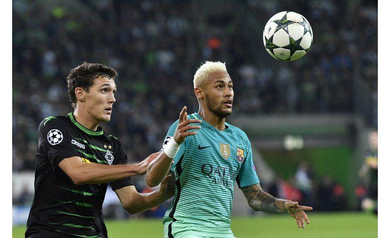 Neymar demanda al gobierno brasileño por filtración