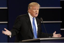 lo ultimo: confirman falla de microfono de trump en debate