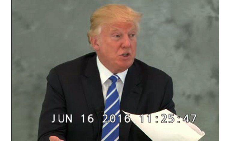 Trump: Mi campaña podría beneficiar a mis negocios