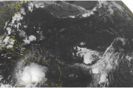 mega huracan matthew amenaza jamaica, haiti y cuba