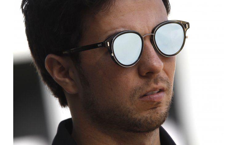 Pérez bastante seguro sobre su equipo para 2017