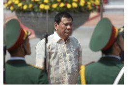 israel condena a presidente filipino por invocar a hitler