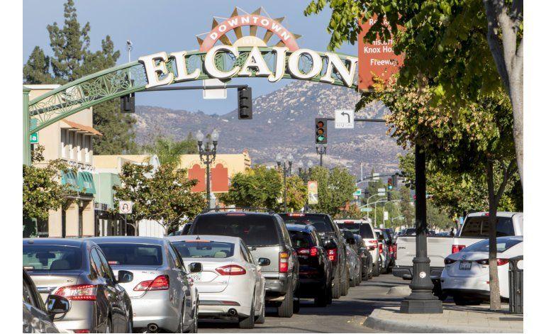 Asesinato policial sacude un suburbio migrante de San Diego