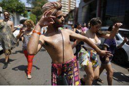 paraguay: exigen ley contra la discriminacion de los gays