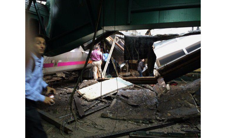 Detectan violaciones antes de accidente de tren en N. Jersey