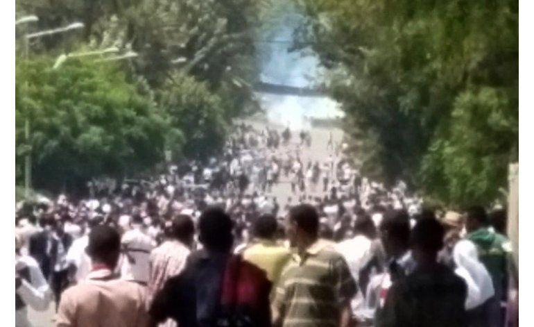 Mueren 52 personas por estampida en Etiopía
