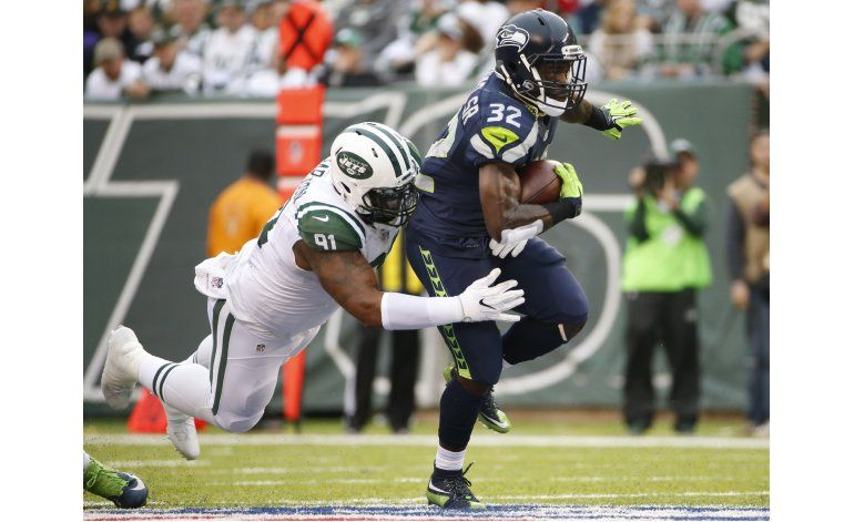 Wilson lanza 3 touchdowns y Seahawks se impone 27-17 a Jets