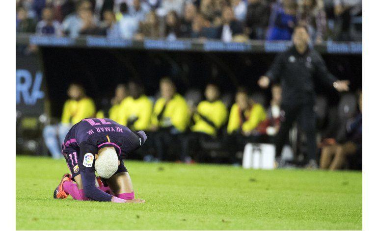Real Madrid empata, Barcelona se desploma y Atlético lidera