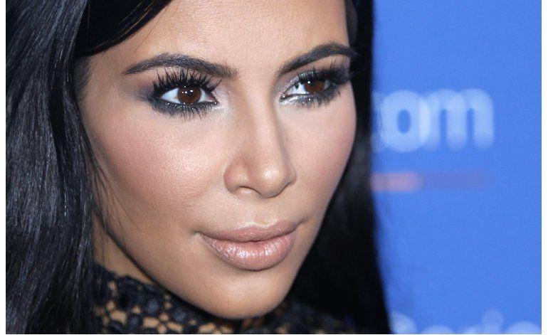 Kim Kardashian, ilesa tras un robo a mano armada en París
