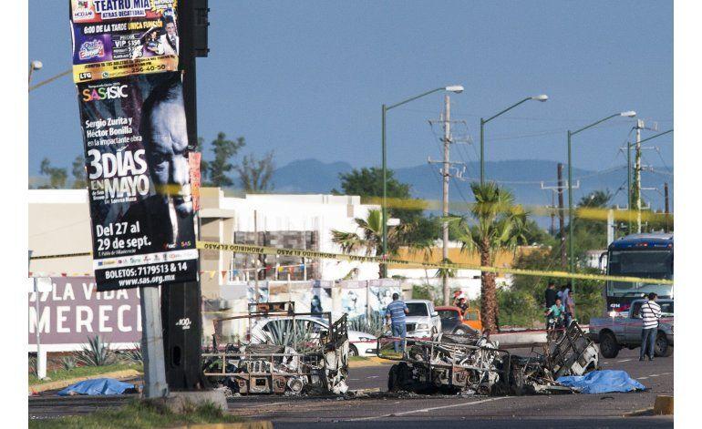 Hijos del Chapo Guzmán niegan participación en emboscada