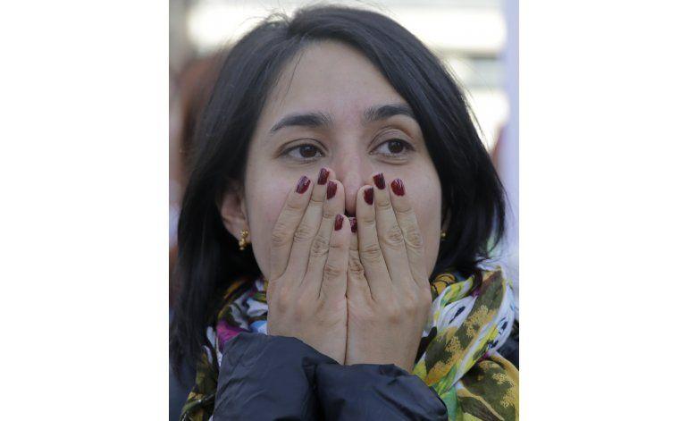 Tras derrota de acuerdo expectativa por posición de las FARC
