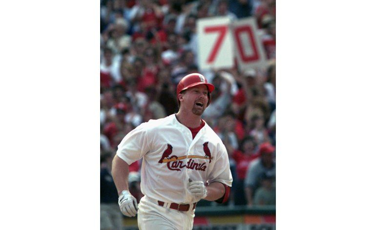 McGwire, Selig y Steinbrenner, candidatos a Cooperstown