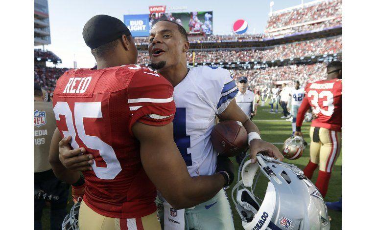 Cowboys ante un dilema Romo-Dak si el novato sigue brillando