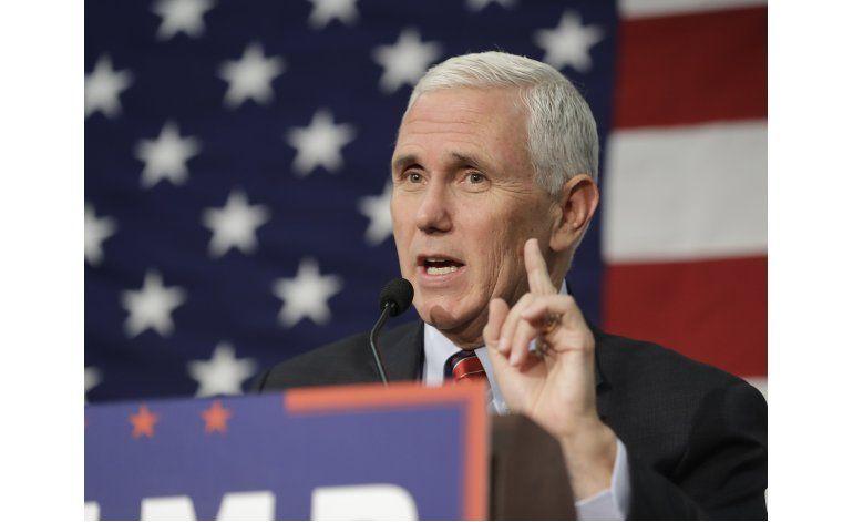 Kaine ataca, Pence responde en debate de vicepresidentes