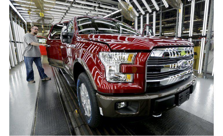Investigan fallas de frenos de Ford F-150