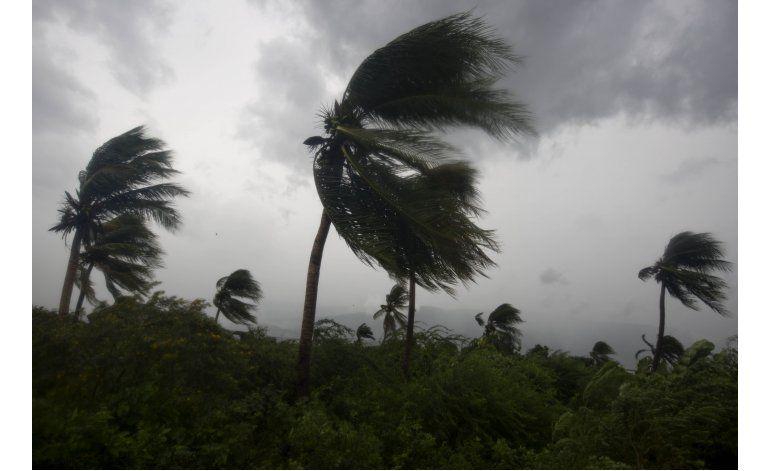 República Dominicana reporta 4 muertes por huracán Matthew