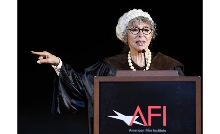 Rita Moreno: Trump me da un miedo horrible