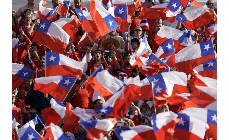 Chile no podrá jugar partido en Estadio Nacional