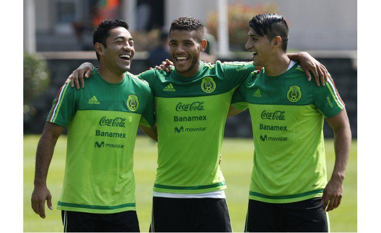 Fabián, Dos Santos y Pulido quieren aprovechar oportunidad