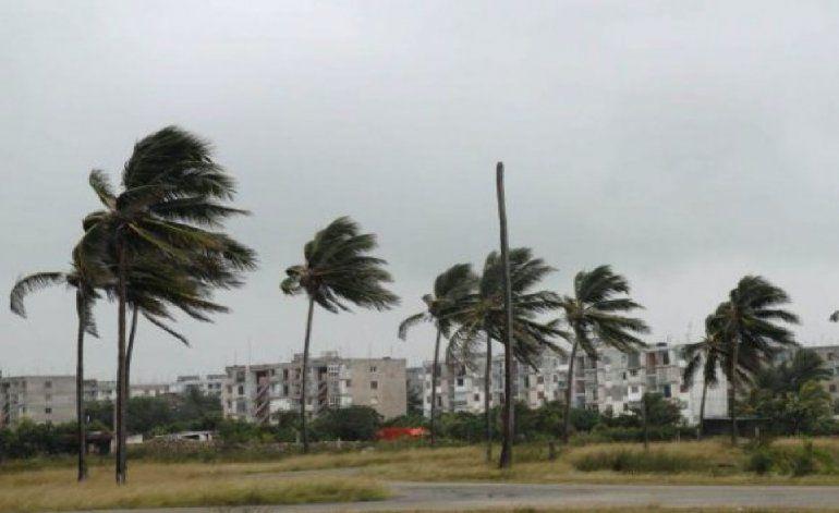 Matthew azota las provincias orientales de Cuba