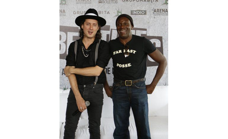 The Libertines: El Brexit y Trump son retroceder