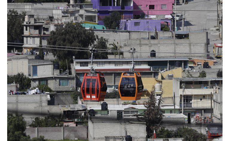 México inaugura su primer teleférico para transporte masivo