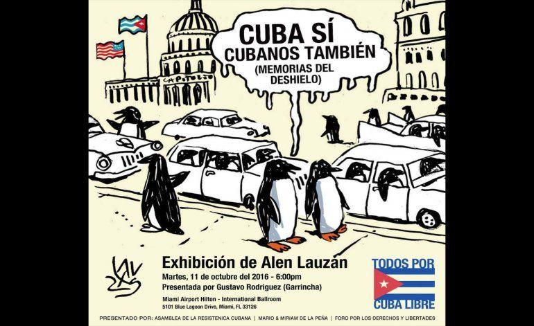 Todos por Cuba Libre