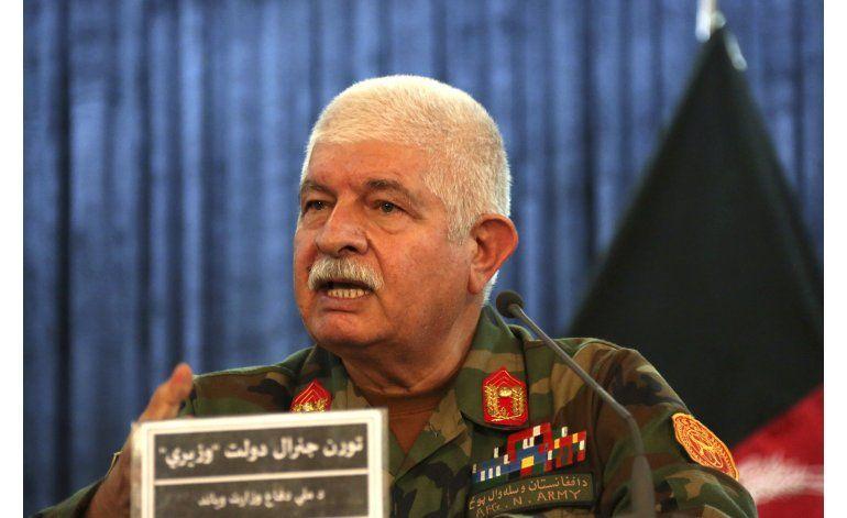Afganistán: los choques contra talibanes continúan en Kunduz