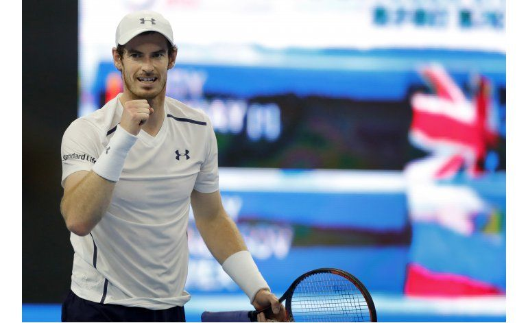 Murray avanza a cuartos de final en China