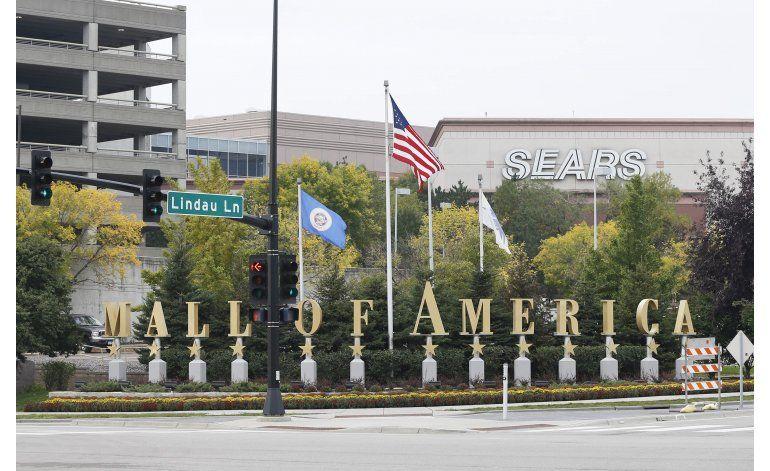 EEUU: Mall of America cerrará en Día de Acción de Gracias