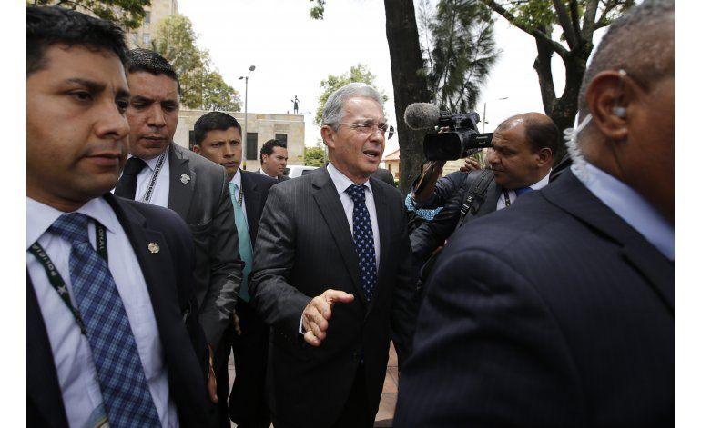 Marcha por la paz recorre Bogotá, líderes buscan solución